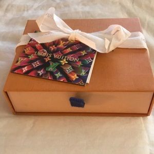 Louis Vuitton Holiday small gift box